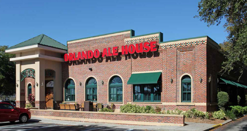 Image result for Orlando Ale House florida mall photo