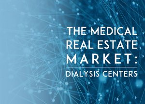 medical real estate report